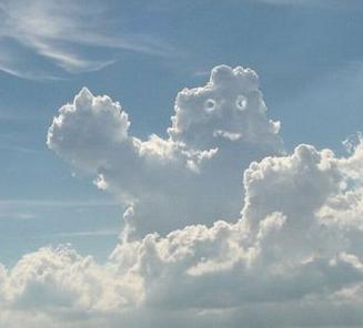 Загадки про облака