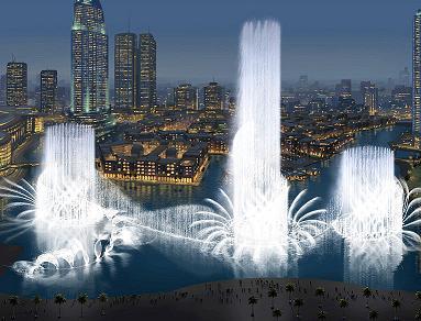 Загадки про фонтан