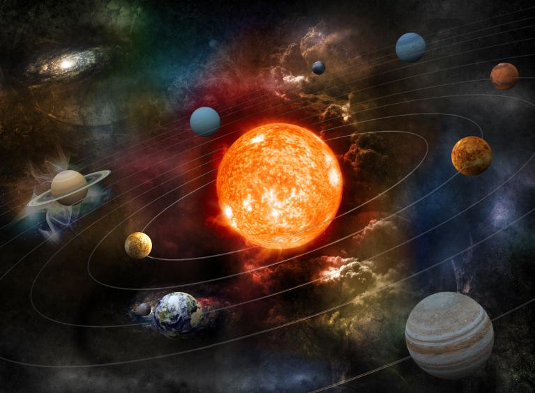 Загадки про планеты