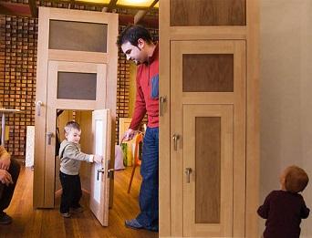 Загадки про дверь