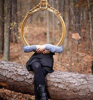 Загадки про зеркало