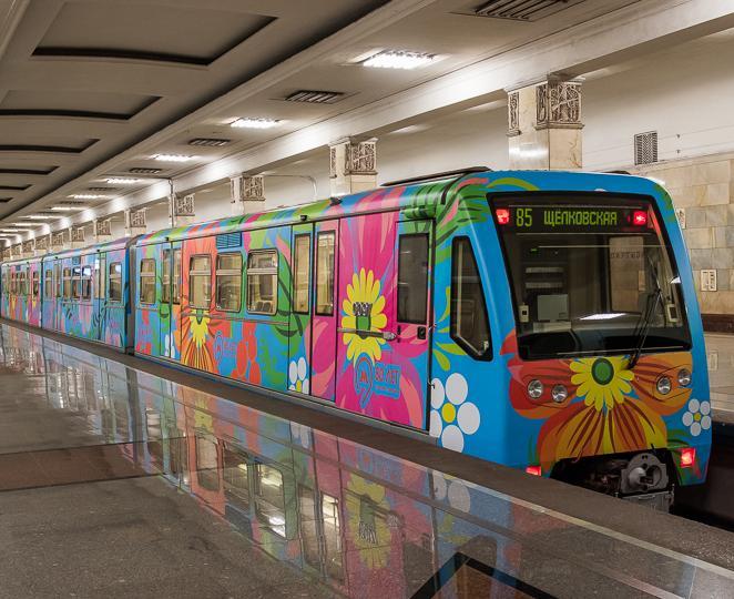 Загадки про метро