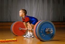 В какой спорт лучше отдать ребёнка?