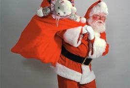 Короткие стихи про Деда Мороза